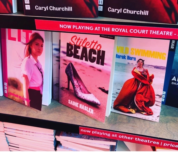 SPOTTED AT THE ROYAL COURT